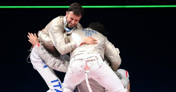 Olimpiadi Tokyo, gli azzurri della sciabola maschile sono d'argento: la Corea del Sud vince la finale 45-26