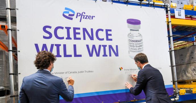 Pfizer alza ancora le previsioni sui ricavi dai vaccini covid. Solo nel 2021 incasserà 33 miliardi di dollari. Ma chiede meno tasse