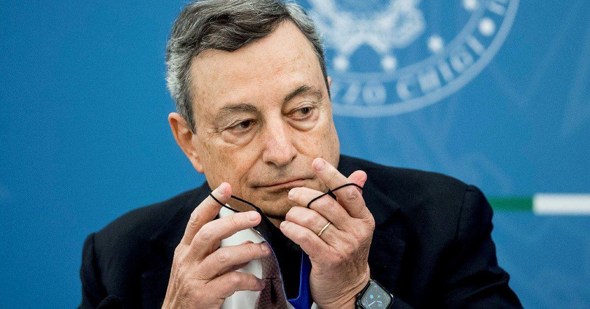 Urge decreto di Lesa Draghità (non un Dpcm, siamo liberali)