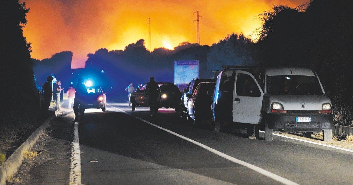 """Sardegna, """"occhio antincendio"""" dimenticato. È costato 30 milioni, ma è fermo da 16 anni"""