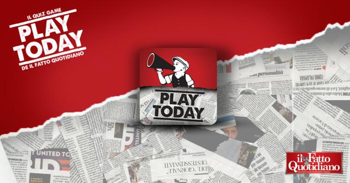 SEIF lancia la app PlayToday: quiz e giochi su temi di attualità, politica e informazione