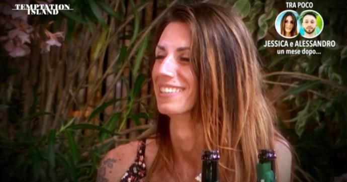 """Temptation Island, Jessica Mascheroni e i suoi commenti volgari e razzisti sui social. Lei si scusa: """"Mi vergogno"""""""