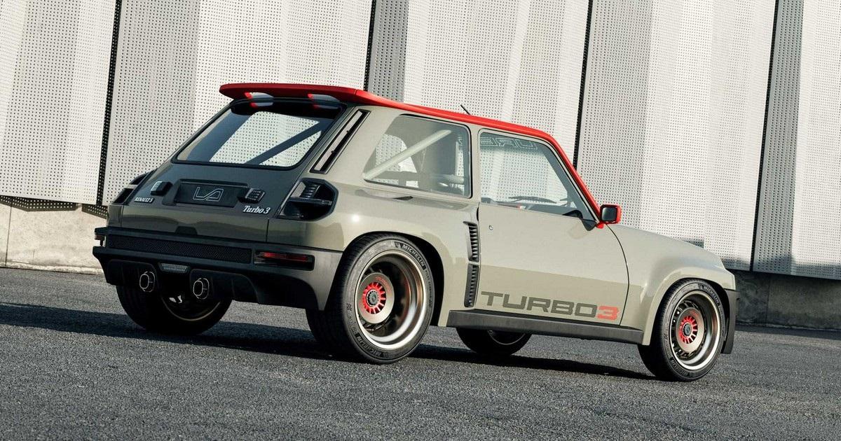 Legende Automobiles Turbo 3, la Renault 5 Turbo risorge con un restomod da urlo – FOTO