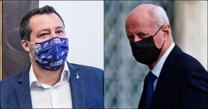 """Figlio di Tabacci assunto in Leonardo, Salvini: """"Non mi sembra di buon gusto"""". E attacca il sottosegretario per le nomine"""