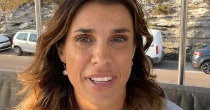 """Incendi Sardegna, Elisabetta Canalis lancia una raccolta fondi: """"Farò di tutto"""""""