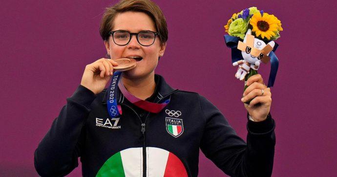 """Lucilla Boari, un bronzo che sa di rivincita: """"Cicciottella? Aspetto nuovo titolo di giornale"""". Poi il videomessaggio: """"E' della mia ragazza"""""""