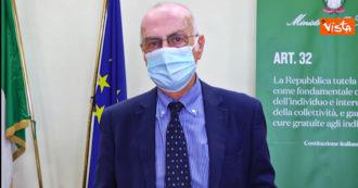 """Covid, Rezza: """"Salgono i contagi, il carico sugli ospedali resta basso ma bisogna correre a vaccinarsi"""""""