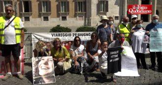 """Da Viareggio a Rigopiano, parenti delle vittime di stragi contro la riforma Cartabia: """"Processi come i nostri non si faranno più, non ci sarà più giustizia"""""""