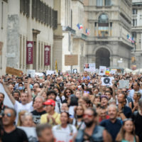 Foto  Claudio Furlan/LaPresse