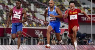Marcell Jacobs fa la storia: è il primo italiano in finale nei 100 metri alle Olimpiadi e nuovo record europeo con 9″84. Per l'oro alle 14.50