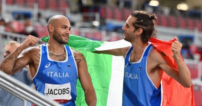 """Tokyo 2021, i complimenti delle istituzioni a Jacobs e Tamberi: per Mattarella """"grande soddisfazione"""", Mario Draghi telefona gli atleti"""