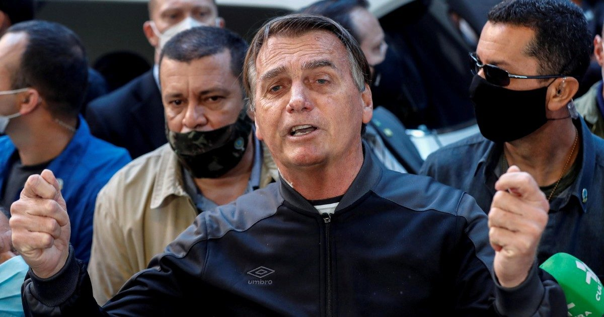 Bolsonaro è pronto per il voto Prevede brogli, come nel 2014
