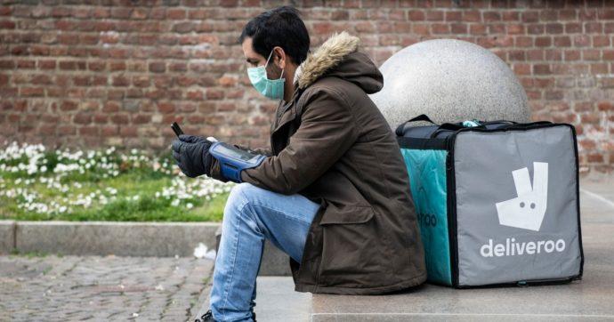 """Deliveroo, multa di 2,5 milioni di euro dal Garante per la Privacy: """"Dati personali di 8mila rider usati in modo illecito"""""""