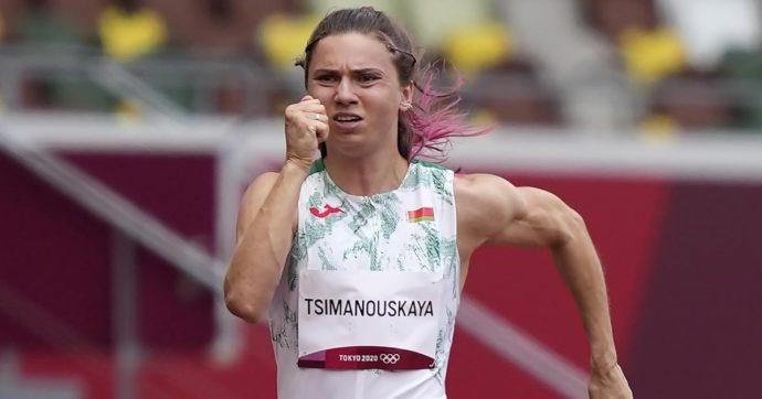 """Tokyo 2021, atleta bielorussa rifiuta rimpatrio forzato dopo le critiche alla delegazione. Il Cio interviene: """"La proteggiamo noi"""""""