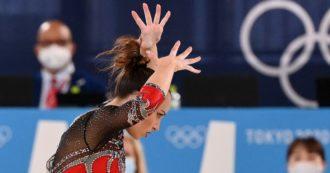 Vanessa Ferrari medaglia d'argento nel corpo libero: storico podio per la ginnasta alla sua quarta Olimpiade