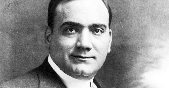 Il tenorissimo Enrico Caruso, il primo influencer del '900. Al via le celebrazioni nel centenario della sua morte