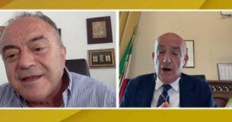 """Giustizia, Gratteri al sottosegretario Sisto su La7: """"Perché avete tolto i reati contro la pubblica amministrazione? Non vi scandalizzano?"""""""