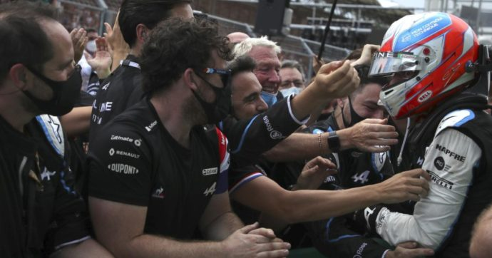 Formula 1, in Ungheria ha vinto l'Italia dei 'cervelli in fuga'