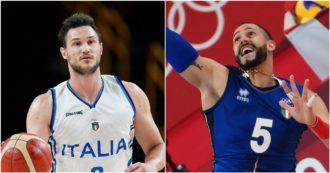 Tokyo 2020, doppia eliminazione per basket e volley maschile: fuori ai quarti contro Francia (a testa altissima) e Argentina (al tie-break)