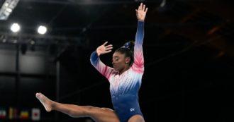 Simone Biles torna a gareggiare e conquista il bronzo nella trave alle Olimpiadi di Tokyo