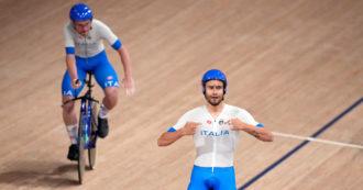 Tokyo, altra medaglia sicura per l'Italia: azzurri in finale (con record del mondo) nell'inseguimento a squadre di ciclismo