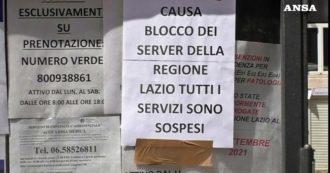 """Attacco hacker Lazio, al poliambulatorio Santa Caterina cittadini rimandati indietro: """"Impossibile fissare visite o cambiare medico"""""""