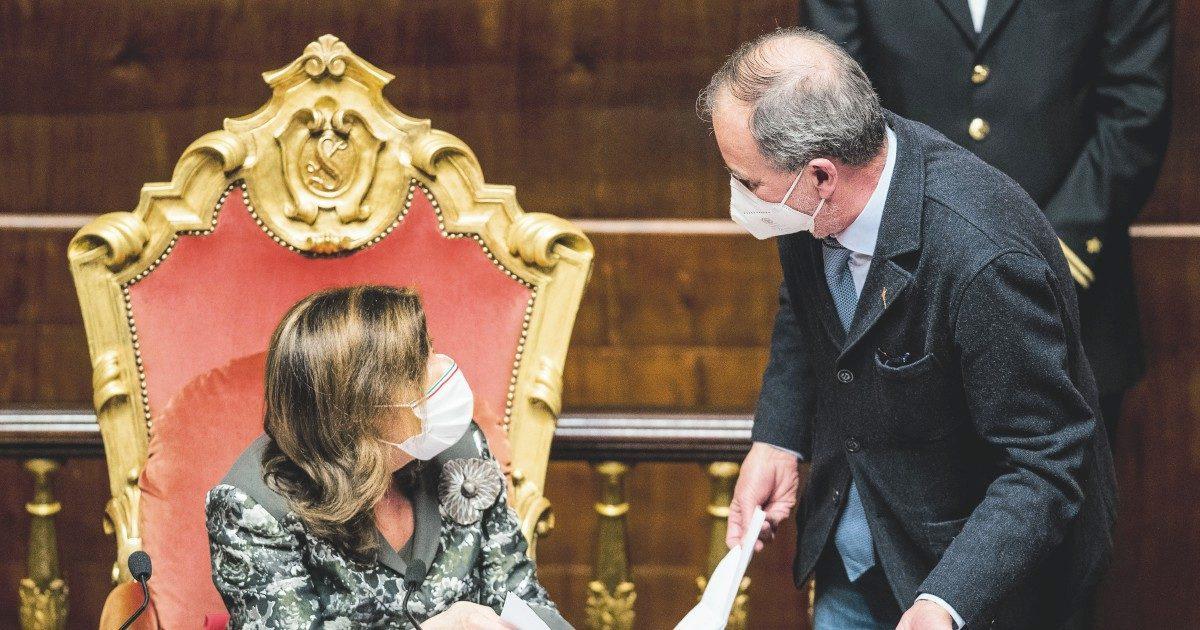 Riforma delle pensioni, i sindacati bocciano i bonus di Calderoli. Che inguaia Casellati