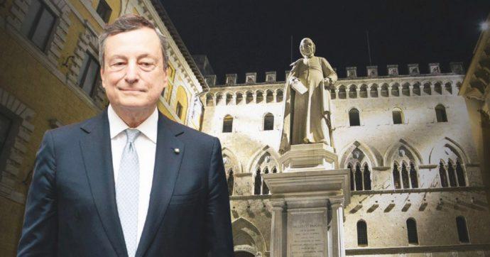 In Edicola sul Fatto Quotidiano del 3 Agosto: Quello che nessuno dice di Draghi&Mps. L'origine del crac Bankitalia diede l'ok su Antonveneta