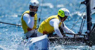 Tokyo, oro per Ruggero Tita e Caterina Banti nella vela: è il quinto per l'Italia. Il primo in questa disciplina da Sydney 2000