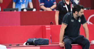 """Italvolley, la critica dell'allenatore Mazzanti dopo la sconfitta alle Olimpiadi: """"Avevo detto alle ragazze di staccarsi dai social"""""""
