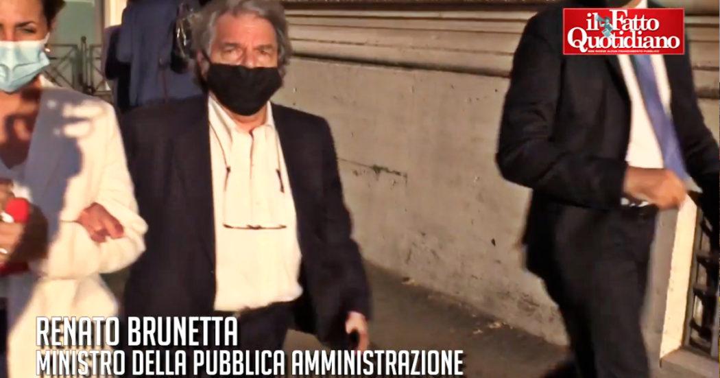 """Brunetta 'recluta' l'agente Betulla al ministero ma non risponde alle domande. Fratoianni: """"Vicenda incredibile, interrogazione al governo"""""""