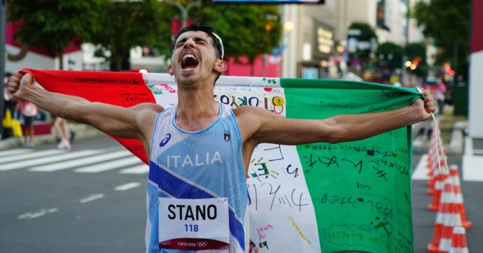 Massimo Stano, chi è il marciatore che ha vinto l'oro alle Olimpiadi di Tokyo: dall'amore per il Giappone alla conversione all'Islam