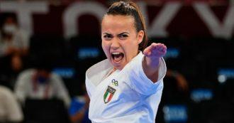 Viviana Bottaro è bronzo nel kata: prima volta del karate alle Olimpiadi e l'Italia va subito a medaglia