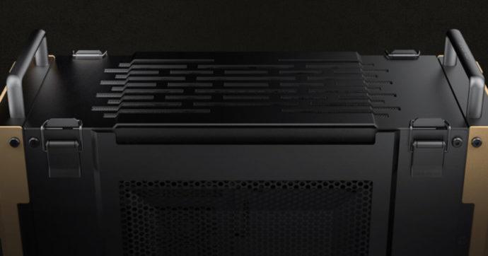 Cougar Dust 2, mai più polvere all'interno del PC grazie a questo case Mini ITX