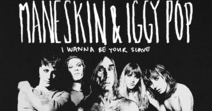 """Maneskin duettano con Iggy Pop in """"I Wanna Be Your Slave"""": """"Merito anche suo se abbiamo fondato la band"""""""