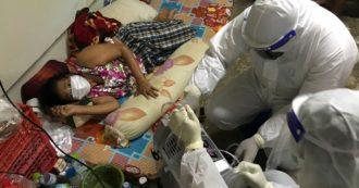 Asia travolta dalla variante Delta: in Thailandia obitori pieni, oltre 1700 morti in Indonesia