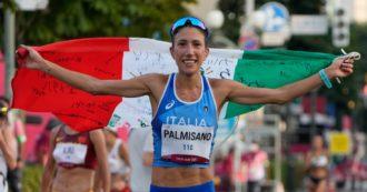 Antonella Palmisano vince l'oro nella marcia 20km femminile: una gara dominata nel giorno del suo compleanno
