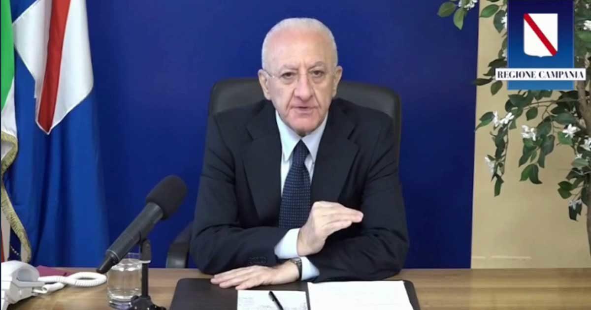 """Appalti truccati a Salerno, nelle carte il nome del Governatore: """"De Luca mi ha fatto un guaio grosso"""""""