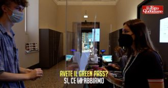 """Dal Duomo alla Pinacoteca di Brera, la prima giornata di Milano con l'obbligo di green pass: """"Limitazione libertà? No, è gesto di civiltà"""""""