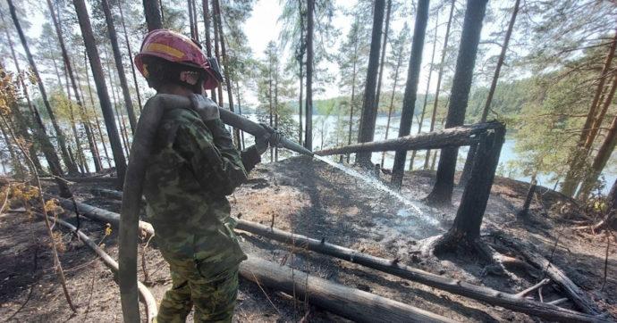 Incendi: brucia il pianeta, dalla Siberia all'Amazzonia. Senza risparmiare l'Italia