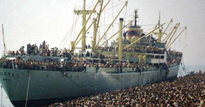 Trent'anni fa gli sbarchi in Puglia di 60mila migranti albanesi. I 20mila rimasti nella regione hanno creato oltre 1.300 imprese