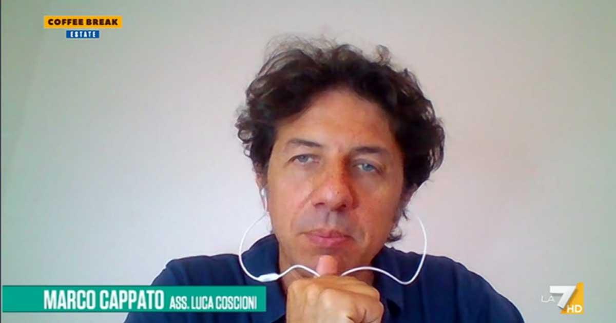 """Eutanasia legale, Cappato su La7: """"Referendum? Si potrà sottoscrivere anche online nei prossimi giorni. Invito tutti a firmare"""""""