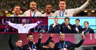 Un podio in 19 discipline, 5 ori nell'atletica e 7 medaglie dal nuoto: così Tokyo ha spostato il baricentro dello sport italiano