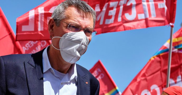 """Landini contro il green pass nelle aziende: """"Le sanzioni per i lavoratori sono inaccettabili"""""""