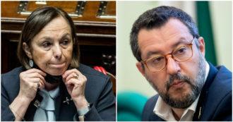 """Lamorgese a Salvini: """"Se ha suggerimenti per bloccare gli sbarchi li accolgo volentieri"""". E apre allo ius soli: """"Spero in sintesi politica"""""""