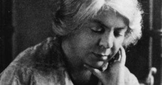 Grazia Deledda, 85 anni dalla morte della scrittrice che sfidò Mussolini