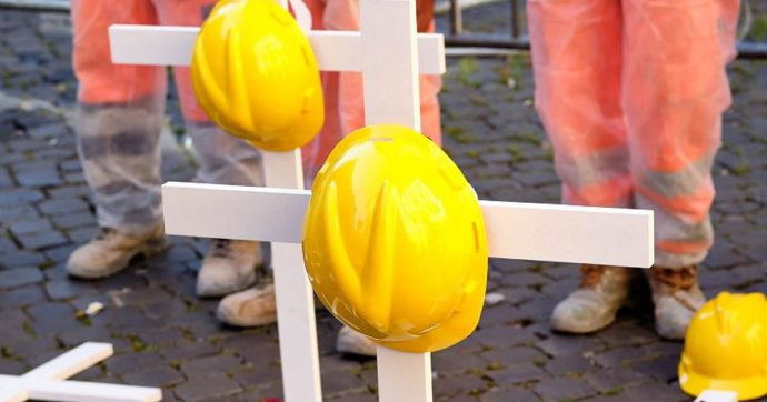 Inail, 772 i morti sul lavoro nei primi otto mesi del 2021. Crescono dell'8,5% gli infortuni e del 20% le malattie professionali