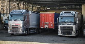 """Il lamento delle ditte dell'autotrasporto: mancano 17mila camionisti. Alzare gli stipendi? No,""""chiamiamoli dall'estero"""""""