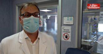 """Pavia, in terapia intensiva ci sono solo non vaccinati: """"Agli scettici diciamo 'non aspettate'. Dobbiamo tornare a curare le altre patologie"""""""