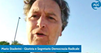 """Eutanasia, Staderini: """"Firma digitale? Ora referendum più forti nel proporre temi che altrimenti sarebbero cancellati dalla politica"""""""
